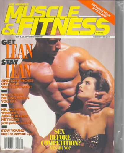Muscle & Fitness - February 1990