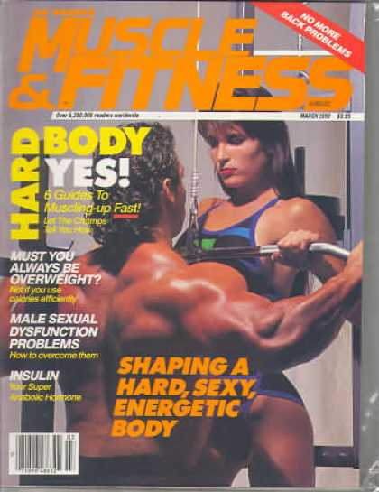 Muscle & Fitness - March 1990