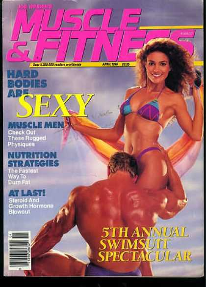 Muscle & Fitness - April 1990