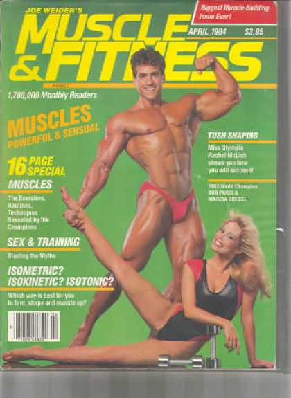 Muscle & Fitness - April 1984