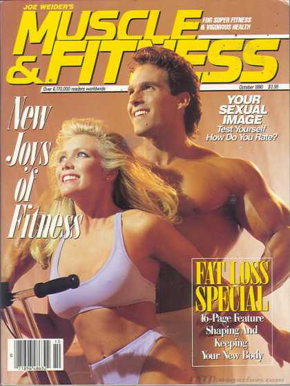 Muscle & Fitness - October 1990