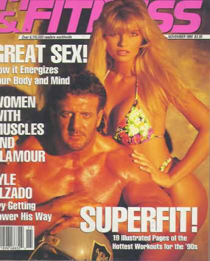 Muscle & Fitness - November 1990