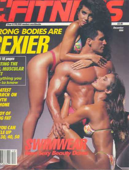 Muscle & Fitness - December 1990