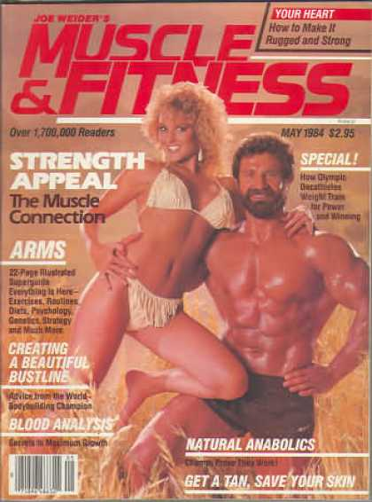 Muscle & Fitness - May 1984