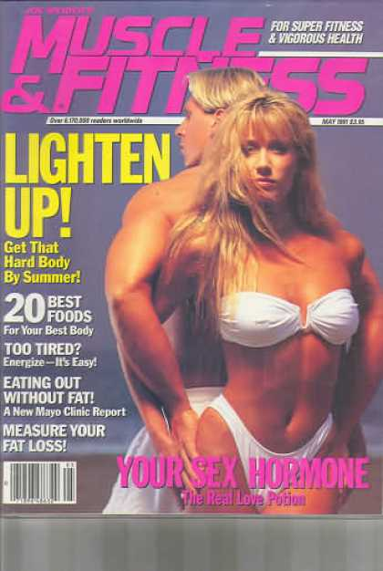 Muscle & Fitness - May 1991