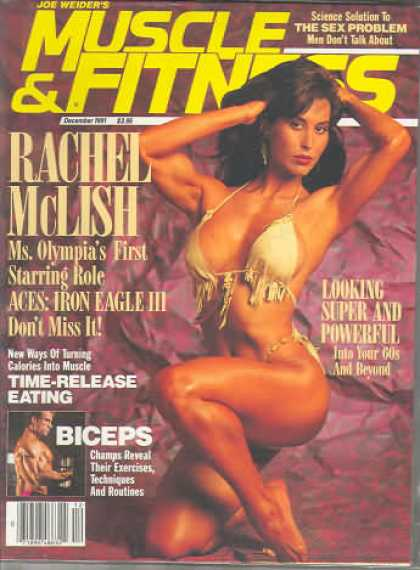 Muscle & Fitness - December 1991