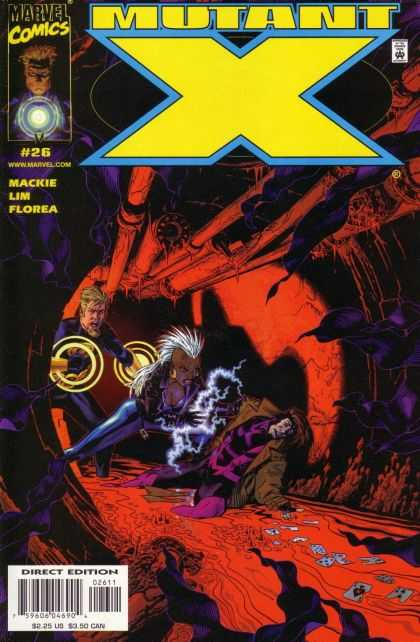 Mutant X 26 - Michael Golden