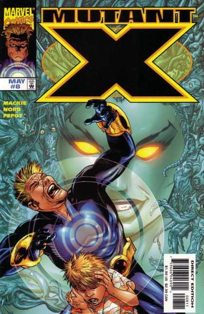 Mutant X 8 - Michael Golden