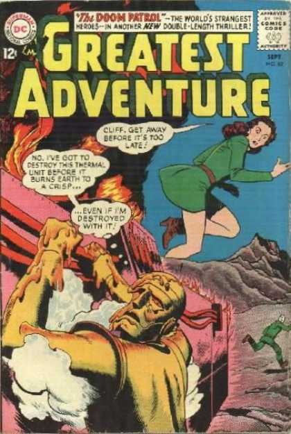 My Greatest Adventure 82 - Greatest Adventure - Women - Hill - Fists - Fingers