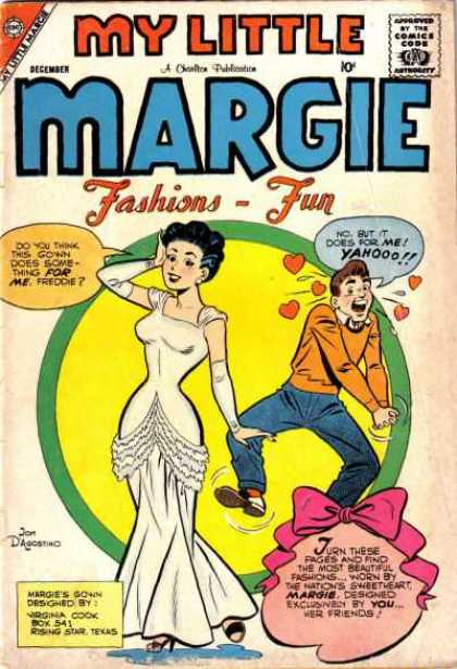 My Little Margie 22 - My Little Margie - Margie - Fashion - December - Comics Cop