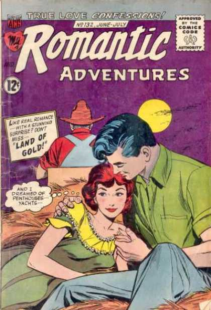My Romantic Adventures 132