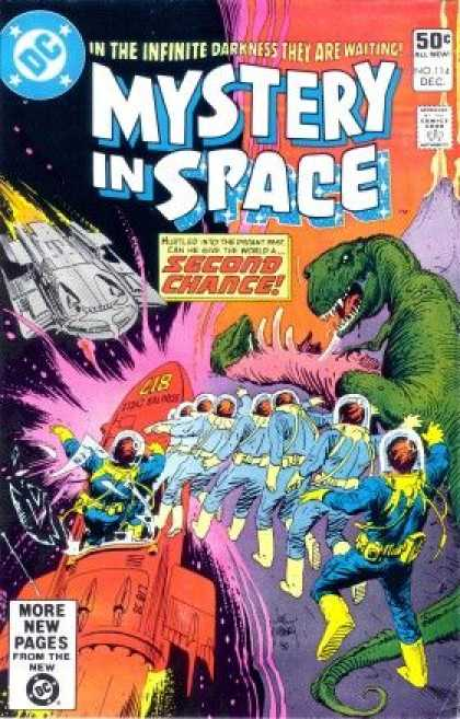 Mystery in Space 114 - Joe Kubert