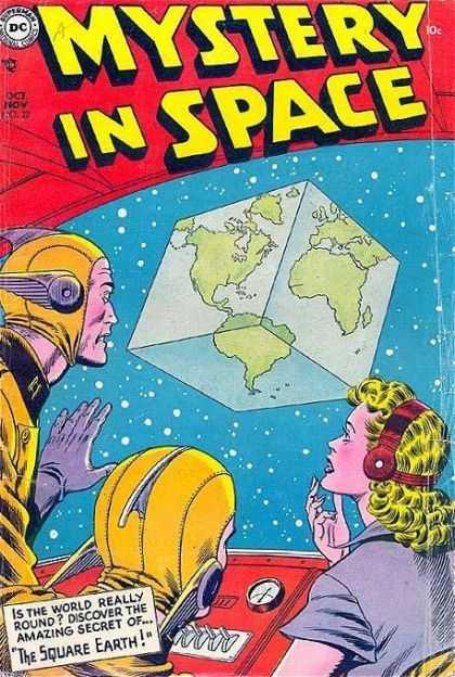 Mystery in Space 22