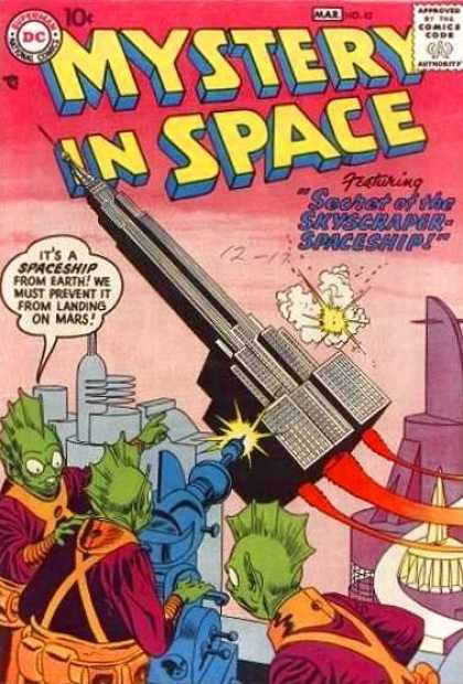 Mystery in Space 42