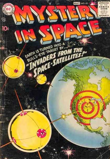 Mystery in Space 43