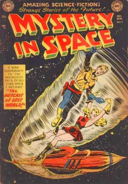 Mystery in Space 5 - Jim Starlin