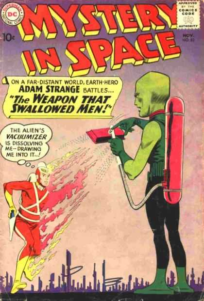 Mystery in Space 63