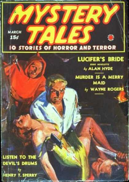Mystery Tales 1