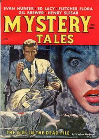 Mystery Tales 10