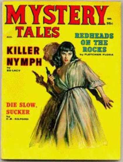 Mystery Tales 11