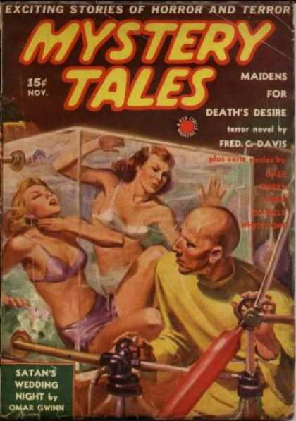 Mystery Tales 3