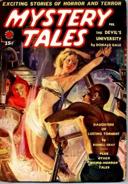 Mystery Tales 4