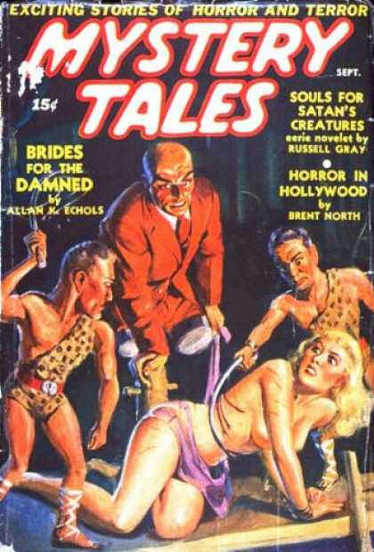 Mystery Tales 6