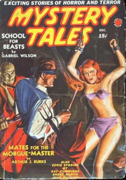 Mystery Tales 7