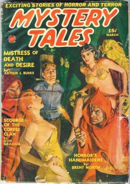 Mystery Tales 8