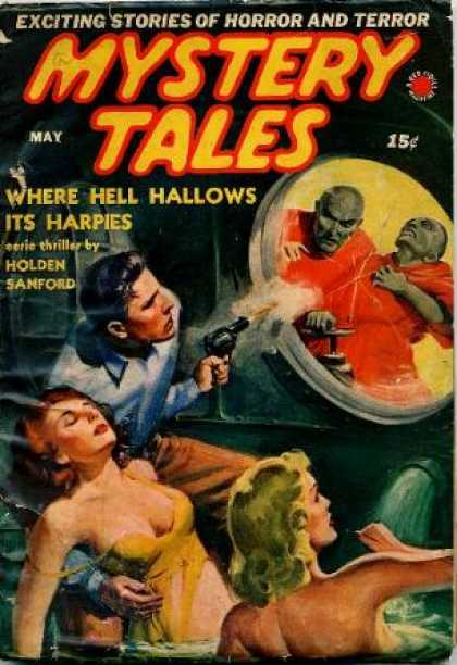 Mystery Tales 9
