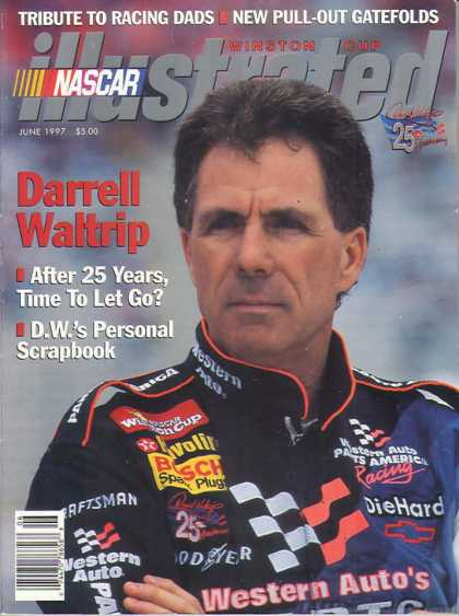 NASCAR Illustrated - June 1997