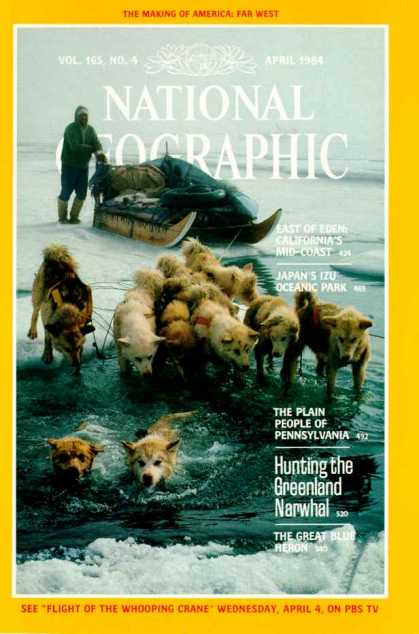 National Geographic 1060
