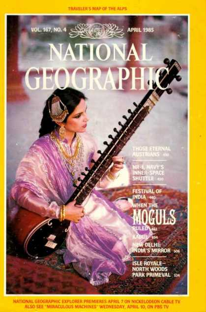 National Geographic 1072