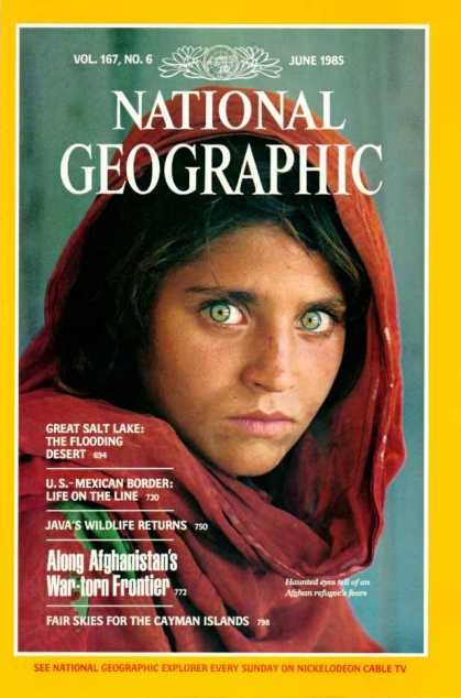 National Geographic 1074
