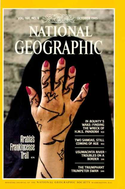 National Geographic 1078