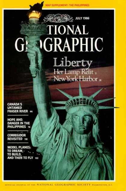 National Geographic 1087