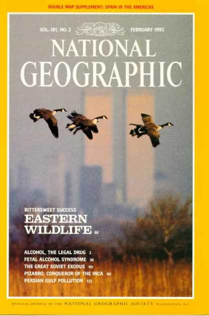 National Geographic 1154