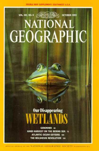 National Geographic 1162