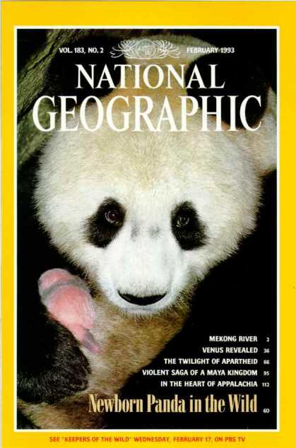 National Geographic 1166