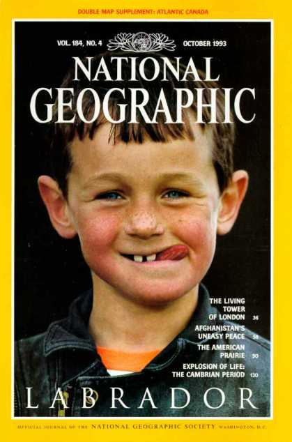 National Geographic 1174