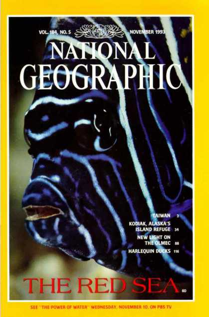 National Geographic 1175