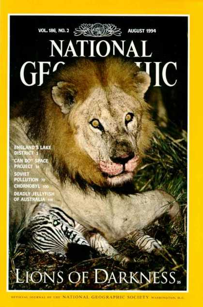 National Geographic 1185