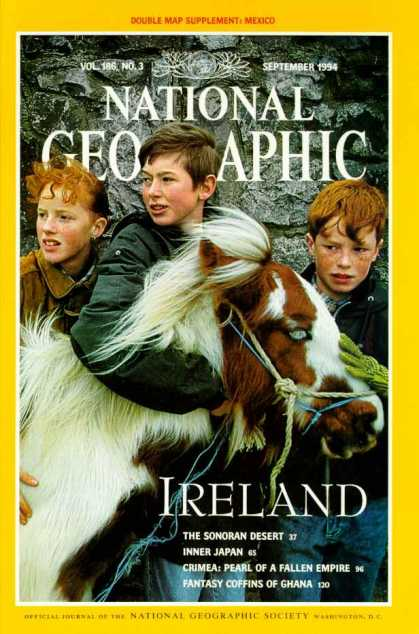 National Geographic 1186