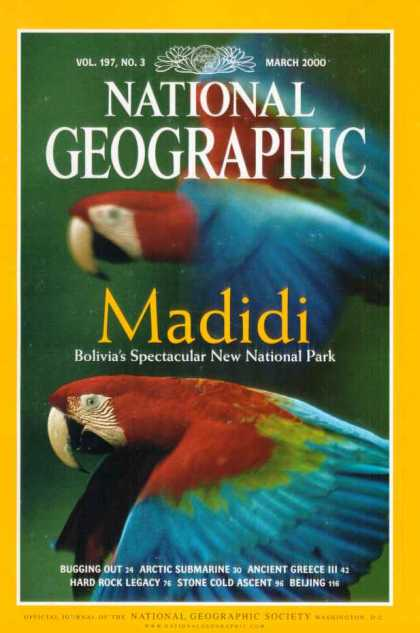 National Geographic 1252