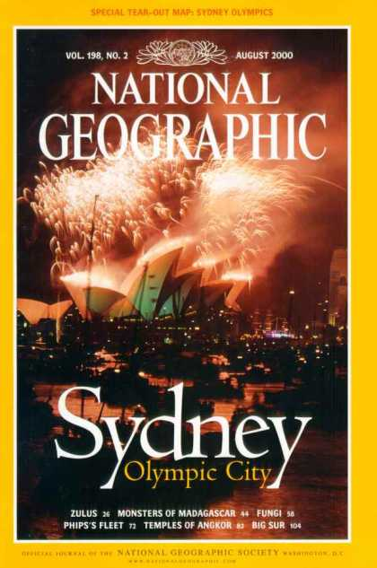 National Geographic 1257