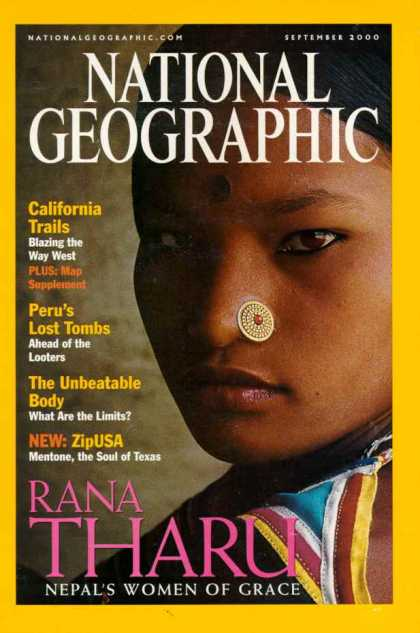 National Geographic 1258