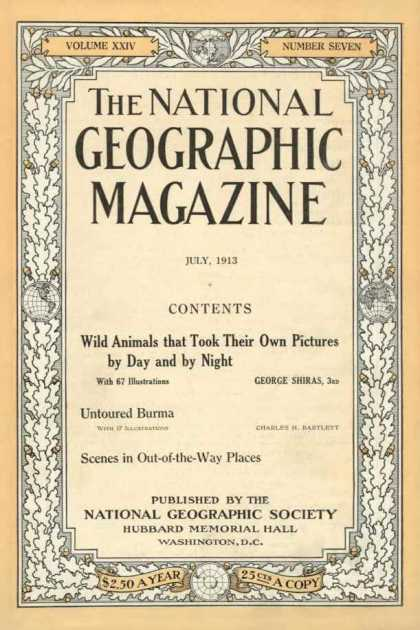 National Geographic 250