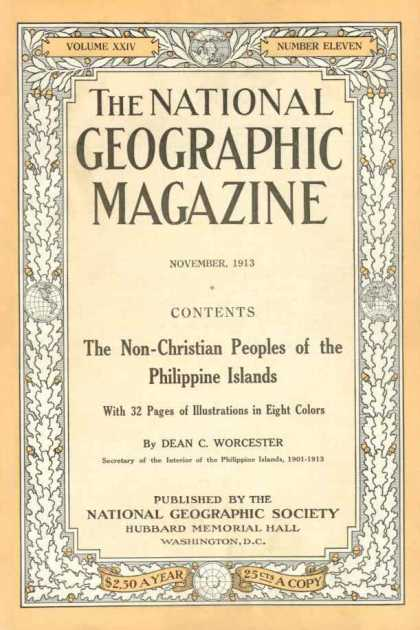 National Geographic 254