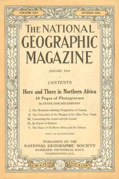 National Geographic 256