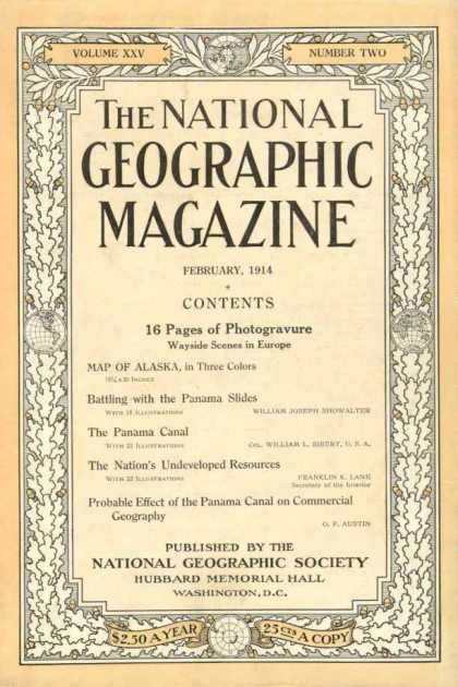National Geographic 257